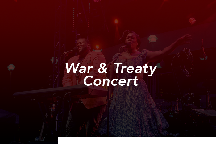 war treaty concert