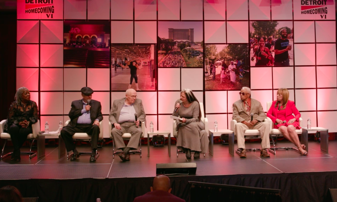 Expats enjoy stories shared by Motown legends at Detroit Homecoming VI