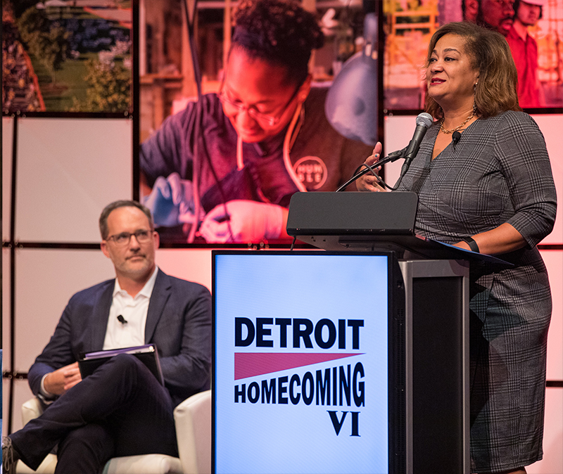 Detroit Homecoming 2019