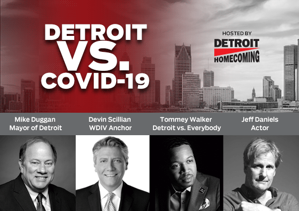 Detroit Homecoming Webcast Series Begin
